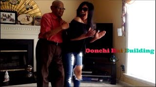 Oonchi Hai Building 2.0 Dance | Judwaa 2 | Aarti Patel ft. My Grandfather