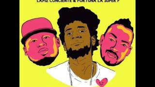 Lapiz Conciente Ft Fortuna La Super F - Ya Te Solte (Audio Oficial)