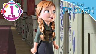 Frozen | Song - Do You Want To Build A Snowman? | Disney Princess