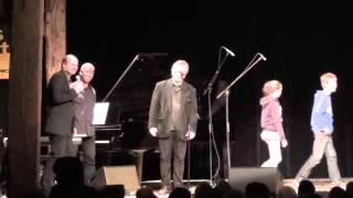 Peio Serbielle en concert à Louvain-la-Neuve