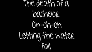Death of a bachelor (lyrics)