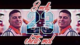El Melly - Chetto Mal (Letra)