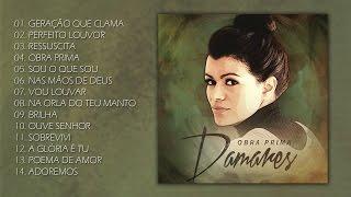 Álbum Teaser - Damares - Obra Prima