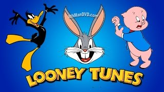 The BEST BUGS BUNNY, DAFFY DUCK & PORKY PIG: Looney Tunes Merrie Melodies [Cartoons For Children HD] width=