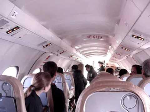 Nepal Everest Mountain Flight Inside Plane