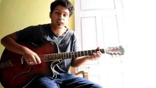 Gori Teri Aankhen Kahe | Guitar Cover | Revanshu