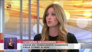 Filha de Margarida Marante fala sobre a mãe