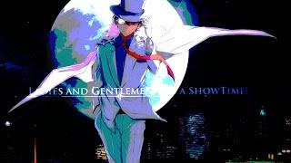 Magic Kaito 1412 Kaito Kid - 09 OST (Magical Flight)