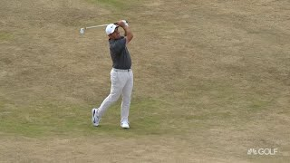 How Francesco Molinari won The 147th Open Championship