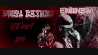 Busta Rhymes ft eminem I'll hurt you REMIX