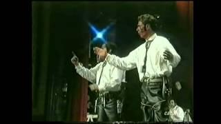 """Cuarteto-""""La Legendaria Banda de los Hermanos..""""(1992) Cuplés-by mangla.avi"""