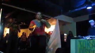 Audry Funk En El Salvador #TourSomosGuerreras