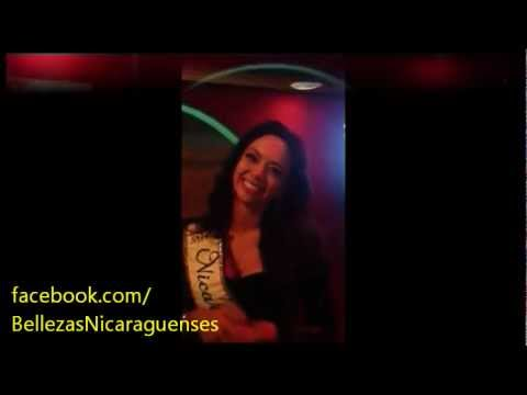 Farah Eslaquit, Miss Nicaragua 2012 – Cocktail de Bienvenida en Miami, FL.