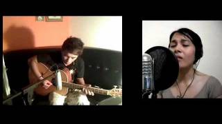 A little Bit - MYMP Acoustic cover by Andrew Garcia and Damsel Dee