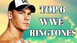 TOP 6 BEST WWE RINGTONES 2018 WITH DOWNLOAD LINK