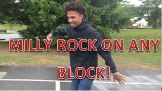 2Milly - Milly Rock | Milly Rock Dance | LIT!!