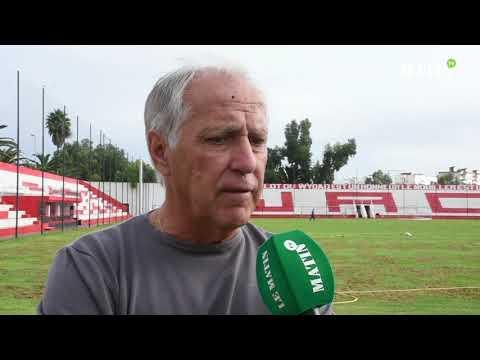 Video : Exclusif : René Girard dévoile ses ambitions pour le WAC
