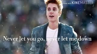 Let me love you  !! Justin Bieber!! New WhatsApp status and ringtone | love status with lyrics