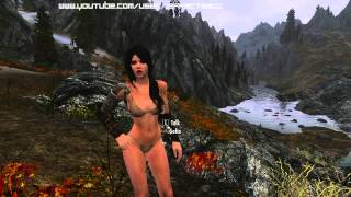 Skyrim Funny Moments with Sofia
