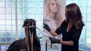 How-To: Balayage: Caramel Infused Brunette from Wella Professionals