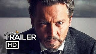 THE PROFESSOR Official Trailer (2019) Johnny Depp, Zoey Deutch Movie HD
