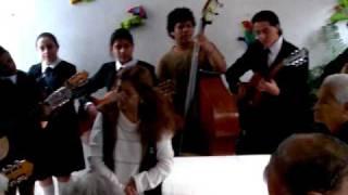 Rondalla Sec 8 Serenata a un siglo de vida (Plegaria)