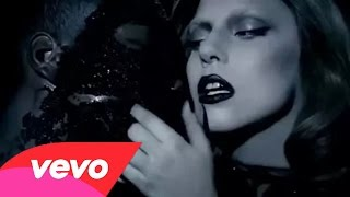 Lady Gaga - Do What U Want ft. R Kelly ( Music Video) HD
