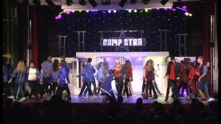 Greenwood Academy Camp Rock The Musical 2015 It's On