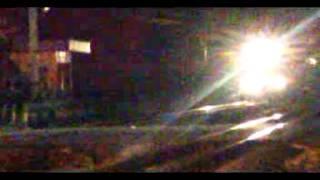 KLB NR Djoko Tingkir feat KRL JR 205 -19 NaHa 35 at sta.Karet PJL 1 (2-7-2015)