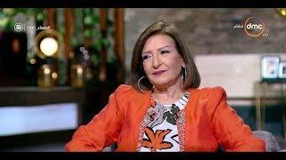 مساء dmc - الفنانة ليلى عز العرب تبكي لحظة رؤية مشهد من دورها فى مسلسل فوق مستوى الشبهات