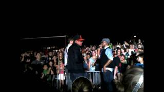 """Toby Mac - Hello Tonight Summer Tour  2010 """"In the Light"""" Live!"""
