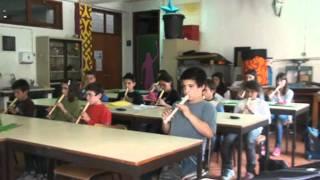 """Peça de Flauta de Bisel """"Amazonas"""".mpg"""