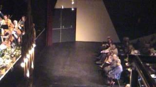 Orkest Jacob Obrecht speelt Second Waltz met dansers