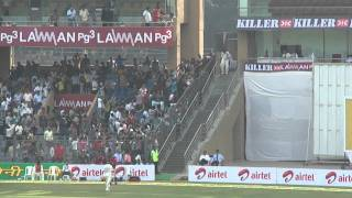 Sachin Tendulkar's Entry in Wankhede Stadium