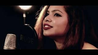 Phoolon Ka Taron Ka Sabka Kehena Hey [Lata Mangeshkar&Kishore Kumar] Cover By Usha (SeeMran)