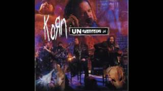 KORN-FALLING AWAY FROM ME (UNPLUGGED)