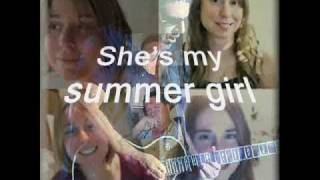 Summer Girl - My True Summer Girl