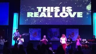 """Real Love"" Hillsong Young & Free - Cover"