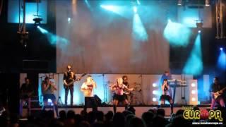 Banda Europa interpretam «Lets Go to Afrika»