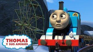 Thomas y sus amigos en español videos / Kansas City Comic Con