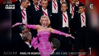Alcaline, le Mag : Top 5 Spécial Blondes (Madonna, Marylin Monroe, Kim Wilde...)