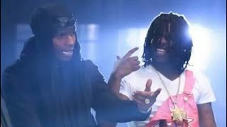 Did A$AP Rocky Stole Chief Keef's Flow In The New Album 'Testing' 2018 ??