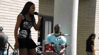 Maad Moiselle live performance @ California African American Museum
