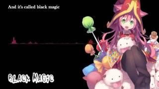 Nightcore - Black Magic [Lyrics]