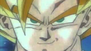 Goku enseña a hacer el FUA (ORIGINAL!!!!)