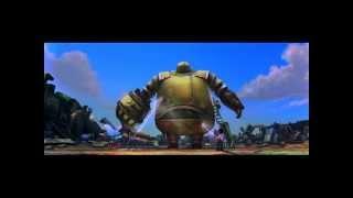 Astroboy ( Supergrass - All Right )