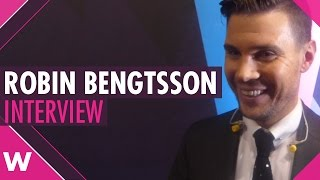 "Robin Bengtsson ""I Can't Go On"" (Winner, Melodifestivalen 2017) 