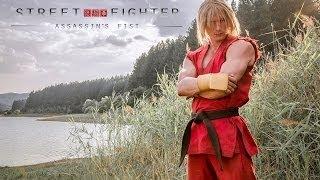 Street Fighter: Assassin's Fist - 'Ken' Teaser Trailer REACTION / REVIEW