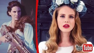 Most Liked Lana Del Rey Videos