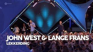 John West & Lange Frans - Lekkerding | Sterren Muziekfeest op het Plein 2017
